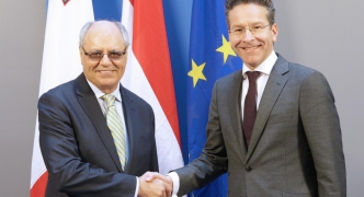 Greens commend tax avoidance agreement clinched by Edward Scicluna