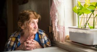 Nursery homes away from urban areas isolating old people