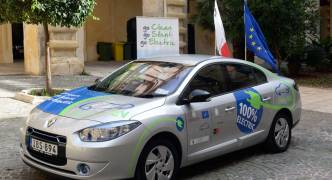 Electric future awaits Malta's mega fuel stations