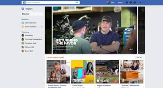 Facebook to launch revamped video offering