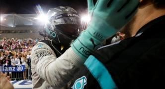 Rosberg crowned champion as Hamilton wins Abu Dhabi thriller