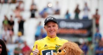 Tour de France 2017: Chris Froome on the brink of fourth Tour de France win