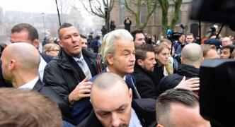 Dutch far-right leader Geert Wilders calls Moroccans 'scum'