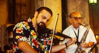 Valletta icon and saxophonist Joe Curmi 'il-Puse' has died aged 90