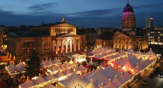 Germany: six arrested over Christmas market terror plot