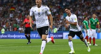 Confederations Cup | Germany 4 – Mexico 1