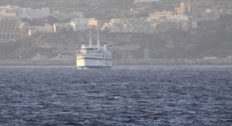 Sesimic investigations on Malta-Gozo tunnel commence