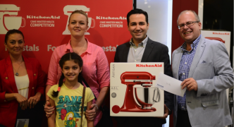 [WATCH] Hannah Coleiro named KitchenAid Cake Master Malta winner