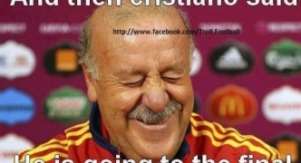 Heckling at Euro 2012 | I bet you think this post is about you