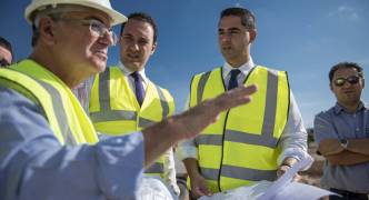 Works on €2.2 million Marsascala football pitch underway
