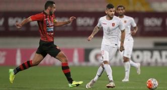 BOV Premier League   Ħamrun Spartans 2 – Valletta 1