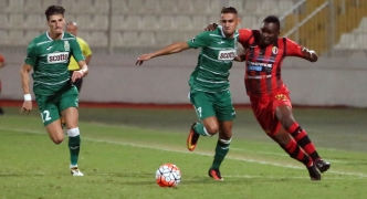 Floriana and Ħamrun share the spoils in a draw