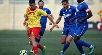 BOV Premier League   Tarxien Rainbows 1 – Senglea Athletic 1