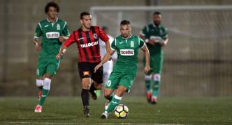 BOV Premier League   Ħamrun Spartans 0 – Floriana 1