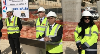 Mizzi: Kappara project will be completed by end 2017