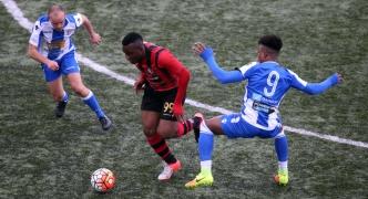 BOV Premier League   Ħamrun Spartans 3 – Mosta 0