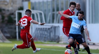 BOV Premier League   Tarxien Rainbows 1 – Sliema Wanderers 0