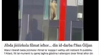 Inewsmalta in major blunder over 'St Julian's sex' story