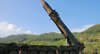 North Korea launches yet another ballistic missile