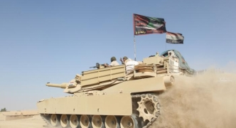 Iraqi military launches offensive on west Mosul
