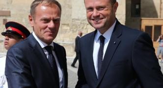 EU leaders in Malta for inauguration marking Maltese EU presidency