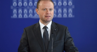 [WATCH] Joseph Muscat defends FIAU's independence, denies reading reports