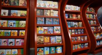 [WATCH] At the Malta Book Festival, children tell us what they are reading