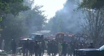24 dead in Kabul car bomb targeting government workers