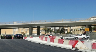Kappara flyover to be open to traffic in September