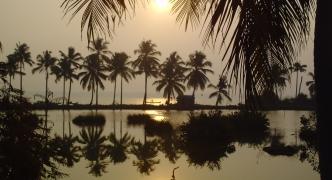 A bullet through a Communist paradise • Kerala