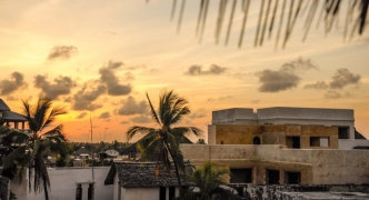 Lamu, an African beach destination