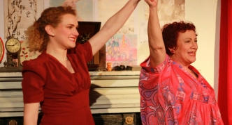 The romance that rocked Strait Street   Philip Glassborow, Polly March & Larissa Bonaci