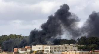 14 wounded in Benghazi car bomb explosion