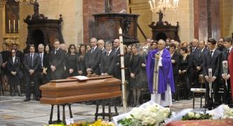 [SLIDESHOW] Final farewells bid to Lino Spiteri