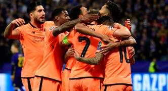 UEFA Champions League | Maribor 0 – Liverpool 7
