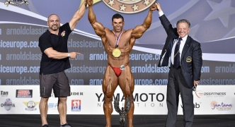 [WATCH] Luke Debono attains most prestigious result in Malta's bodybuilding history