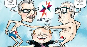 Cartoon: 15 January 2017