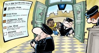 Cartoon: 19 April 2017