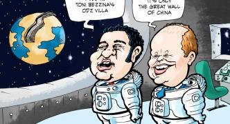 Cartoon: 1 March 2017