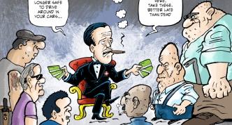 Cartoon: 22 February 2017