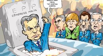 Cartoon: 2 April 2017