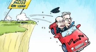 Cartoon: 5 March 2017