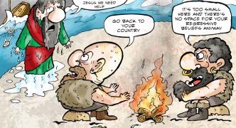 Cartoon: 8 February 2017