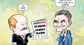 Malta's party funding mess