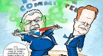 Cartoon: 26 February 2017