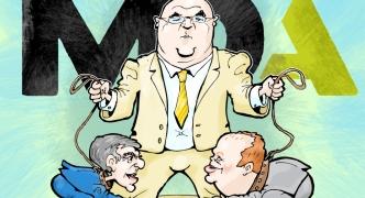 Cartoon: 16 April 2016