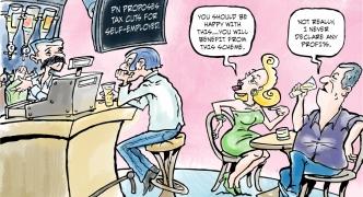 Cartoon: 27 November 2016