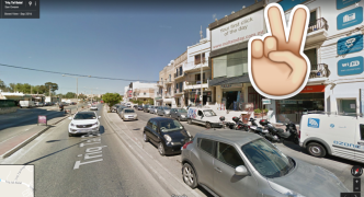 Google launches Street View in Malta