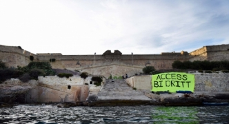 Developers in favour of public access to Manoel Island foreshore