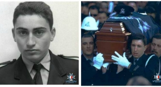 Police Force remembers young officer murdered 18 years ago